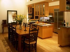 дизайн интерьера кухни 15 кв. м.