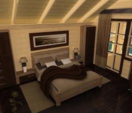 Удобное и комфортное планирование дома 12 на 12