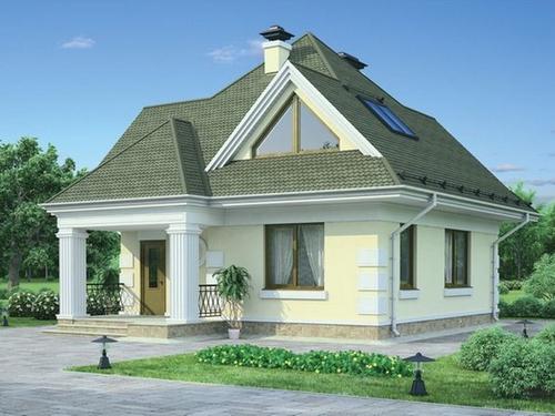 Что лучше одноэтажный дом или коттедж с мансардой 6