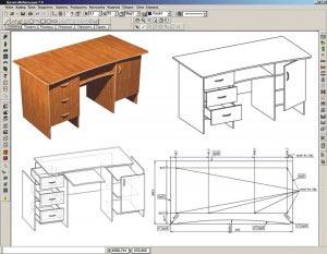 3д программу создание мебели