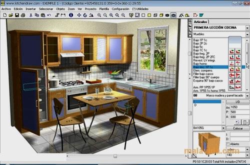 программа для планировки кухни скачать бесплатно - фото 8