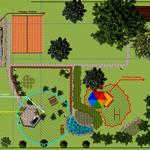 Программа для планировки участка