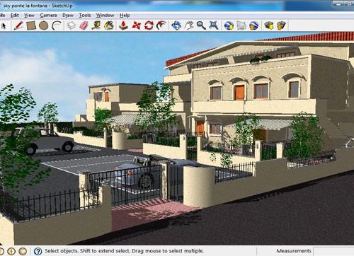 программа для проектирования дома для новичков скачать бесплатно - фото 10