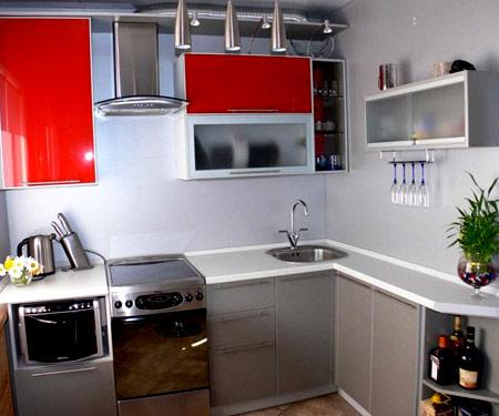 малогабаритная кухня