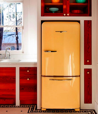 двухкамерного холодильника