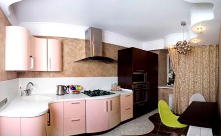 кухня 20 кв м