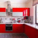 Дизайн интерьера кухни в брежневке
