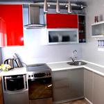 Варианты планировки кухни в частном доме