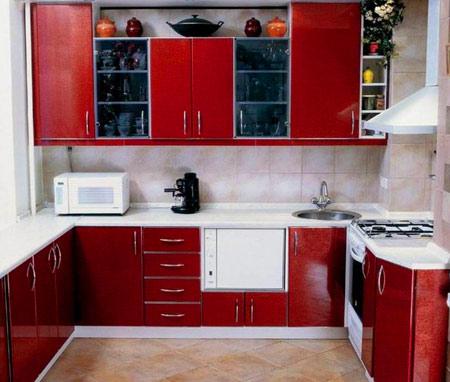 цветовая гамма кухни
