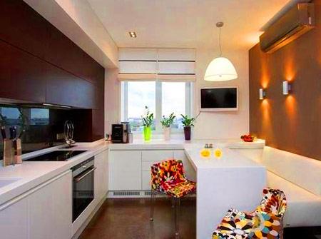 Corner Kitchen Project