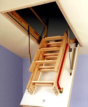 лестничная конструкция