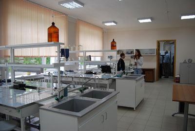 школьная лаборатория
