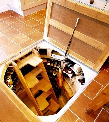 люк для лестницы