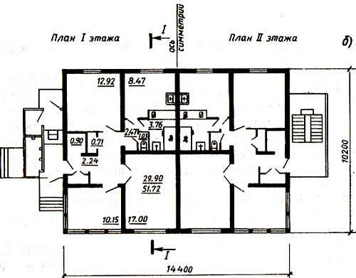 планировка помещения по чертежу