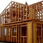 Конструкция каркасного деревянного дома