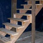 Как сделать лестницу из дома в подвал