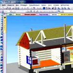 Программы для проектирования деревянных домов