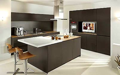 кухня встроенная мебель