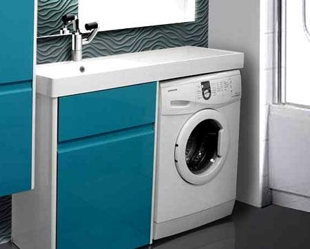 ванная стиральная машина