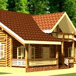 Проекты и варианты планировки деревенского дома