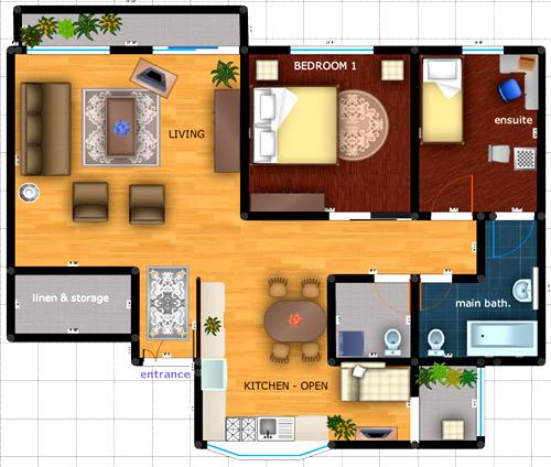 программа планировка комнаты