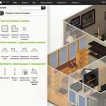 Программы для планировки квартиры в 3d на русском языке
