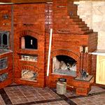 Проекты частных домов с камином