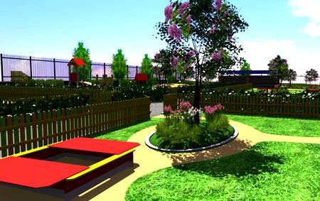программа  Complete Landscape Designer