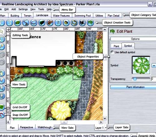 программа ландшафтный дизайн