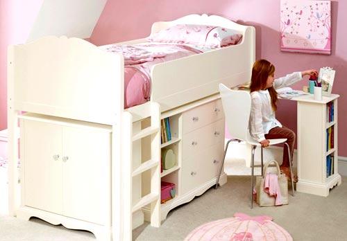 компактная кровать