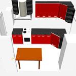 Основные программы для составления проекта кухни