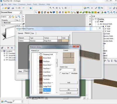 программа FloorPlan 3D