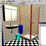 Проектирование дизайна ванной с помощью программ
