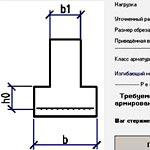 Программа для проектирования и расчета фундамента