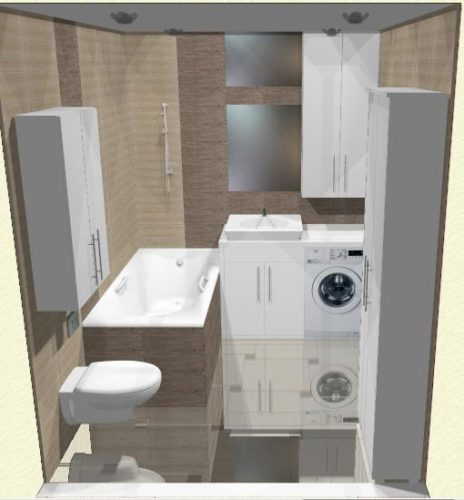 туалет por100