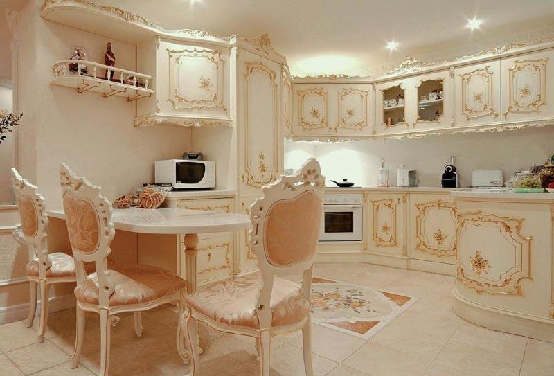 кухня рококо
