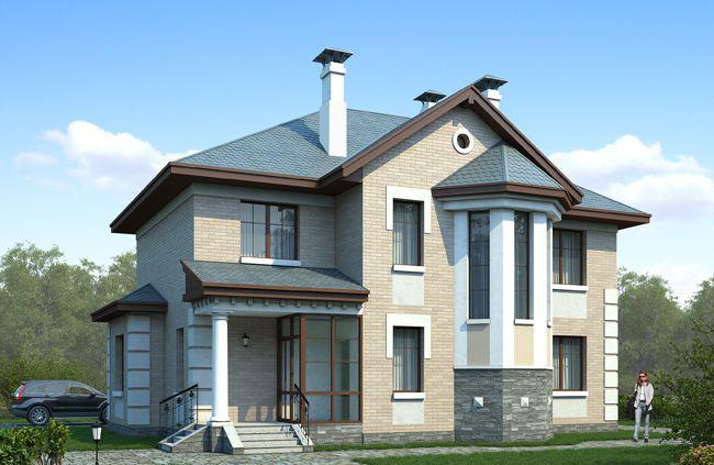 Дом 250 кв. м.