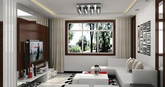 дизайн интерьера гостиной 12 кв. м.