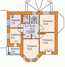 Планировка и проекты дома с цокольным этажом