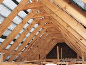 устройство двускатной крыши дома