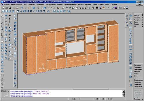 программа К3-Мебель