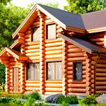 Проекты и планировка домов из сруба