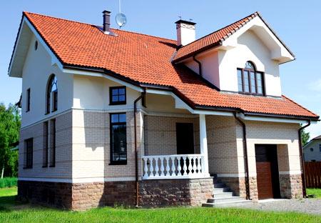фундамент дома 11х12
