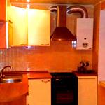 Дизайн и планировка кухни с газовой колонкой