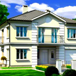 Проекты домов 11х12