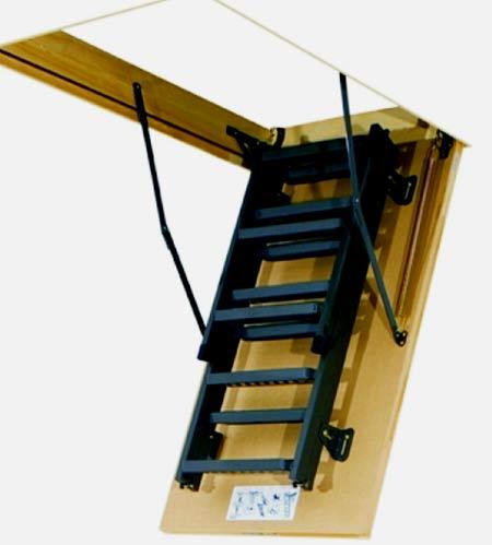 люк складной лестницы