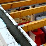 Устройство перекрытия в доме из газобетона