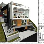 Архитектурный план дома