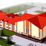 Планировка территории школы