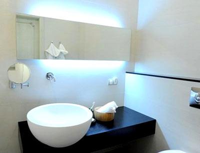 освещение ванной 3 метра